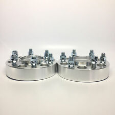2 Pcs Wheel Spacers | 6x135 To 6x135 | 87.1 CB | 14x2.0 | 1.5 Inch 38MM For Ford
