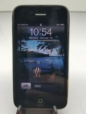 Apple iPhone 3GS - 16GB - Black (AT&T) A1303