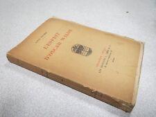LOUIS THOMAS L ESPRIT D OSCAR WILDE COLLECTION ANGLIA CRES 1920 N° 451/550 EX *