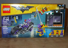 NEW LEGO #70902 Catwoman Catcycle Chase Batgirl Robin figure minifigure set box