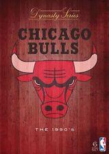 NBA - Dynasty Series - Chicago Bulls (DVD, 2014, 6-Disc Set) - Region 4