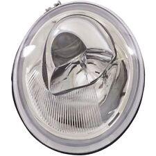 Headlight For 98-2005 Volkswagen Beetle Driver Side w/ bulb