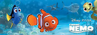 50 Finding Nemo Character Embroidery Patterns PES,HUS,VP3,JEF,DST DOWNLOAD