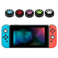 2X Paws Thumb Stick Grip Joystick Cap Cover Protective For NS NX Switch Joy-BDA