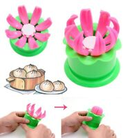 DIY Pastry Pie Dumpling Maker Mould Tool Steamed Stuffed Bun Mold Kitchen Tools