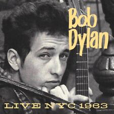 BOB DYLAN - Live NYC 1963. New CD + Sealed. **NEW**