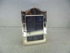 Kitney & Co in Argento Sterling Photo Frame 13 x 9 cm EH