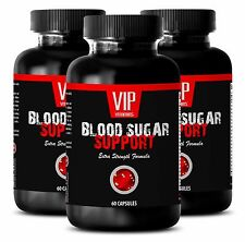 Advanced antioxidant - BLOOD SUGAR SUPPORT COMPLEX - Benefits cardiovascular, 3B