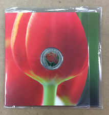 2011 Royal Canadian Mint Tulip and Ladybug lady bug Canada Coin SEALED no silver