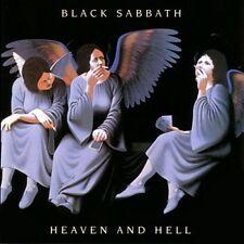 Black Sabbath - Heaven And Hel Vinyl LP Cover Sticker OR Magnet