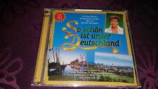 CD Carolin Reiber präsentiert So schön ist unser Deutschland - Album 2Cds 1996