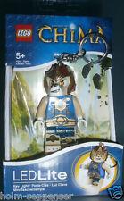 LEGO Chima Laval 2850887 Mini-Lampe de poche Key Light LED Lite neuf et OVP
