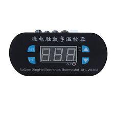 DC 12V Numérique LED Chaud Froid Thermostat Contrôleur De Température Capteur