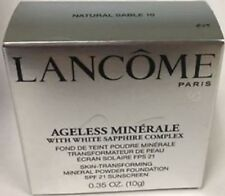 "Lancome Ageless Minerale Mineral Powder Foundation with SPF21 ""Natural Sable 10"""