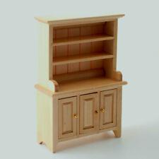 SCALA 1:12 finitura naturale in legno wash STAND tumdee casa delle bambole mobili 150