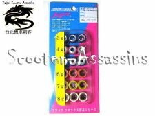 Race MIXING Rollers for HONDA PEUGEOT BAOTIAN LOW SET 16x13mm