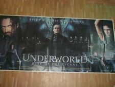 UNDERWORLD RISE OF THE LYCANS 2009 ENGLISH Orig Promo 6 SIX SHEET POSTER INDIA