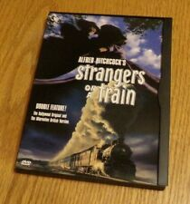Strangers On A Train ~ Dvd ~ 1951 Alfred Hitchcock