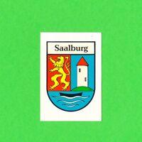 DDR Abziehbild Schiebebild Stavenhagen ´87