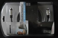 König (CMP-CE040/1.8) 1.8 m FireWire Cable.. NEW IN SEALED RETAIL PACK......