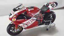Lorenzo Lanzi. Ducati 999 F07. Ducati Xerox Team. Minichamps 1/12