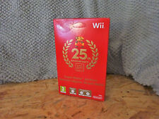 Super Mario All Stars 25th Anniversary Edition Wii [BRAND NEW,SEALED,PAL,DUTCH]