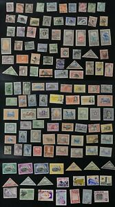 Liberia collection of 100's F/VF used stamps 2017 cv$94.10 (v160)