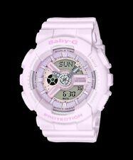 BA-110-4A2 Baby-g Watches Resin Band Analog Digital