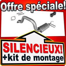 Silencieux arriere SSANGYONG KORANDO (KJ) 2.3 2.9 3.2 D Silencieux 0A8
