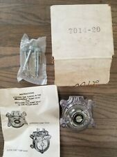 Cole Parmer 7014-20 Masterflex Peristaltic Pump Head W/ Instructions 7 Box