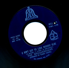 the Masqueraders Bell 733 E Soul 45 I Got It b/w I Ain't Got To Love Nobody Else