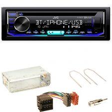 JVC KD-R992BT Bluetooth MP3 WMA Einbauset für Opel Astra F G Corsa B Zafira A