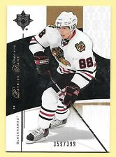 09/10 Ultimate Collection Base Card #48 Patrick Kane #359/399
