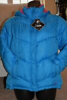 Kids Youth Girls Jacket VERTICAL'9 Insulated Hooded Ski Winter Snow Coat XXL 18