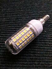 E14-5050-69SMD LED Corn Light Bulb With Glasscover 220-240V warm white UK SELLER