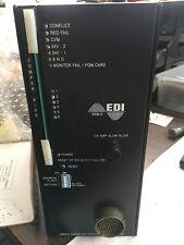 EDI NSM-6 TRAFFIC LIGHT 6 CHANNEL CONFLICT / VOLTAGE MONITOR