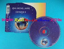 CD Singolo Jean Michel Jarre Oxygene 8 EPC 664074 2 EUROPE 1997 no lp(S25)