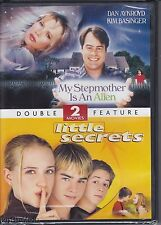My Stepmother Is An Alien / Little Secrets Double Feature (DVD)