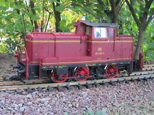 Artículos de modelismo ferroviario digitales color principal rojo