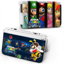 Super MARIO Galaxy Hard Plastic Protective Case Cover For New NINTENDO 3DS XL