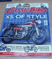 Classic Bike Monthly August Magazines