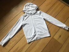 Girls White Hoodie Style Jacket New Look 10-11 Years