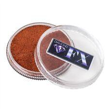 Diamond FX Face Paint - Metallic Copper 32gr