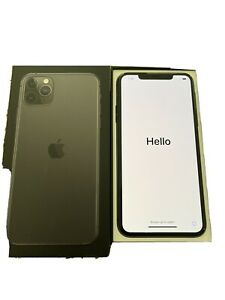 iPhone 11 Pro Max 256gb Space Grey (AT&T)