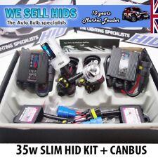 H1 Xenon HID Kit De Conversión Delgado Canbus Lastre Bmw Honda Civic 6000K 8000K