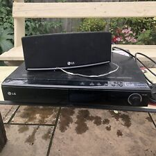 LG Home Cinema HT806 DVD Unit & 1 Speaker only - No Remote - Spares Or Repair