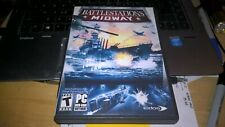 Battlestations Midway PC DVD-ROM video game