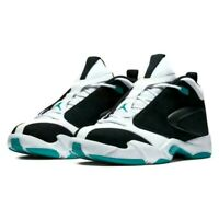 Nike Jordan Jumpman Quick 23 Men's 10.5 Shoes Black/Turbo Green AH8109-003 $125