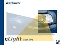 eLight comfort Lichtmodul Coming Leaving Home & Tagfahrlicht BMW E39 E38 E53 X5