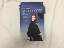 CRICKET ALL PURPOSE REPEL CAPE EXTRA LARGE 54 X 60  SHC-1 CLASSIC BLACK
